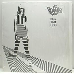 レコード画像:UFFIE / MCs CAN KISS