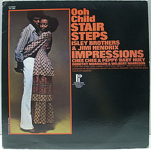 レコード画像:VARIOUS / 5 STAIRSTEPS / ISLEY BROTHERS / JIMI HENDRIX / BABY HUEY / Ooh Child