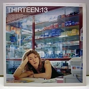 レコード画像:THIRTEEN:13 / 50 Stories