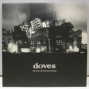 レコード画像:DOVES / the man who told everything