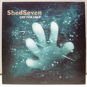 レコード画像:SHED SEVEN / Cry for help