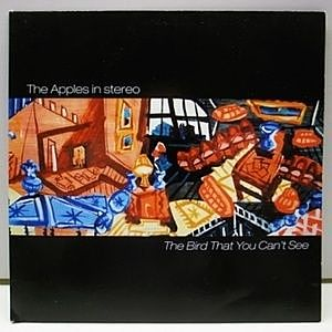 レコード画像:APPLES IN STEREO / The Bird That You Can't See