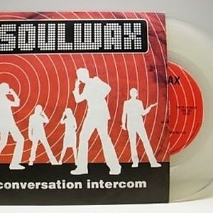 レコード画像:SOULWAX / CONVERSATION INTERCOM