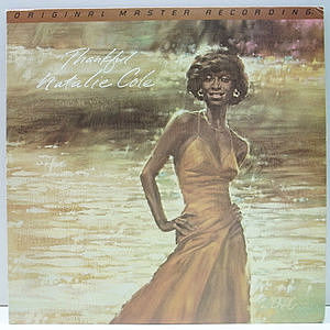 レコード画像:NATALIE COLE / Thankful