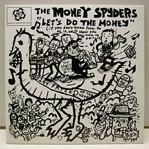 レコード画像:MONEY SPYDERS / Let's Do The Money