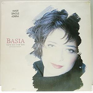 レコード画像:BASIA / New Day For You