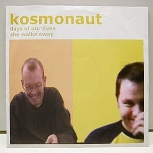 レコード画像:KOSMONAUT / Days Of Our Lives