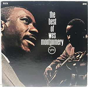 レコード画像:WES MONTGOMERY / The Best Of 〜