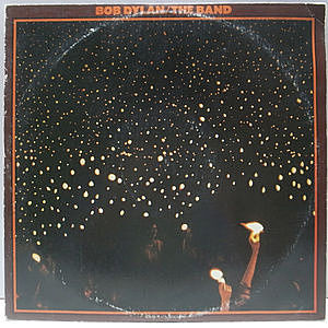 レコード画像:BOB DYLAN / BAND / Before The Flood