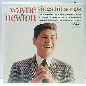 レコード画像:WAYNE NEWTON / Sings Hit Songs