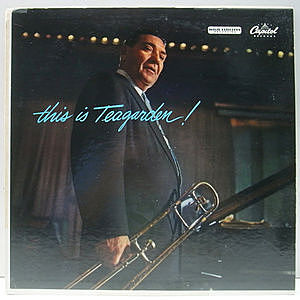 レコード画像:JACK TEAGARDEN / This Is Teagarden!