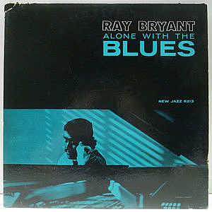 レコード画像:RAY BRYANT / Alone With The Blues