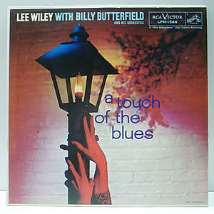 レコード画像:LEE WILEY / BILLY BUTTERFIELD / A Touch Of The Blues