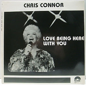 レコード画像:CHRIS CONNOR / Love Being Here With You