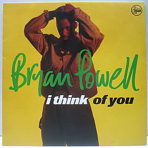 レコード画像:BRYAN POWELL / I Think Of You