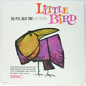 レコード画像:PETE JOLLY / Little Bird