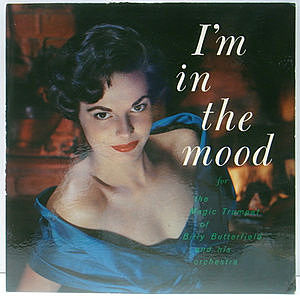 レコード画像:BILLY BUTTERFIELD / I'm In The Mood