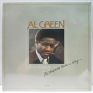 レコード画像:AL GREEN / The Lord Will Make A Way