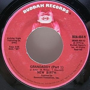 レコード画像:NEW BIRTH / Granddaddy