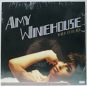 レコード画像:AMY WINEHOUSE / Back To Black