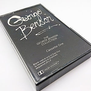 レコード画像:GEORGE BENSON / The George Benson Collection Cassette One