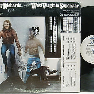 レコード画像:TURLEY RICHARDS / West Virginia Superstar