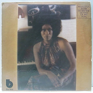 レコード画像:MARLENA SHAW / From The Depths Of My Soul