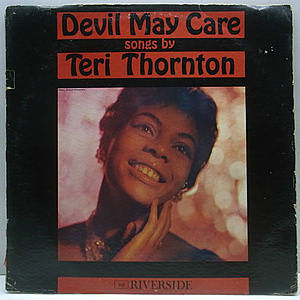 レコード画像:TERI THORNTON / Devil May Care