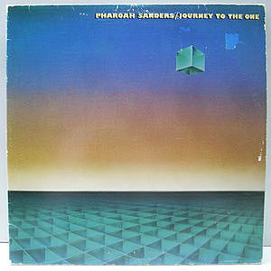 レコード画像:PHAROAH SANDERS / Journey To The One