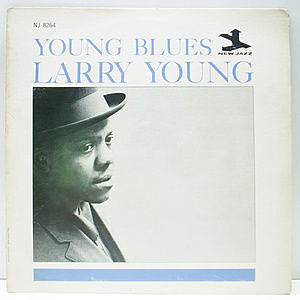 レコード画像:LARRY YOUNG / Young Blues