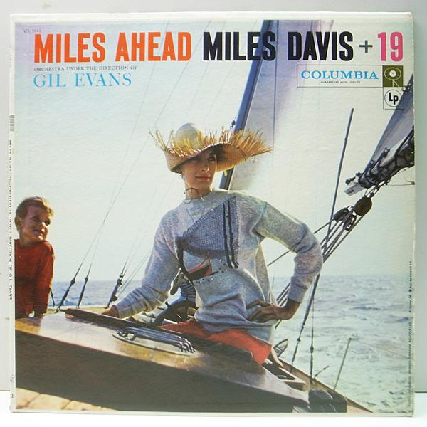 MILES DAVIS / GIL EVANS / Miles Ahead (LP) / Columbia | WAXPEND RECORDS