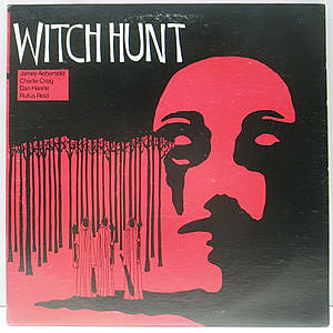レコード画像:JAMEY AEBERSOLD / Witch Hunt