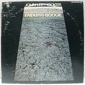 レコード画像:JOHN LEE HOOKER / Endless Boogie