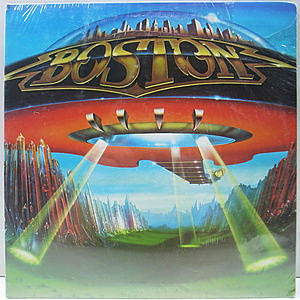 レコード画像:BOSTON / Don't Look Back