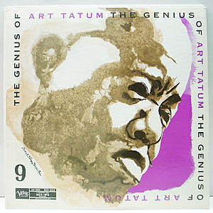 レコード画像:ART TATUM / The Genius Of Art Tatum # 9