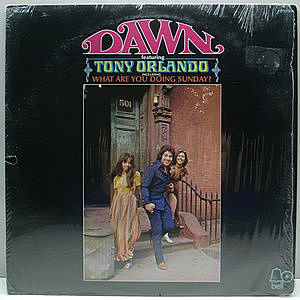 レコード画像:DAWN Featuring Tony Orlando / Same