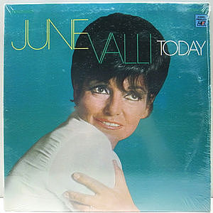 レコード画像:JUNE VALLI / Today