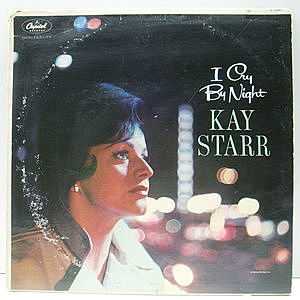 レコード画像:KAY STARR / I Cry By Night