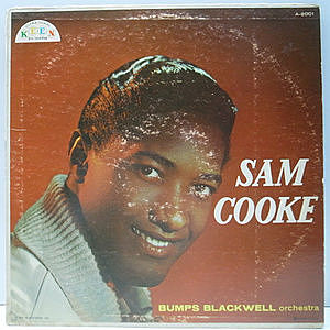 レコード画像:SAM COOKE / Songs By Sam Cooke