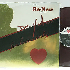 レコード画像:DR. YORK / Re-New (for lovers only)