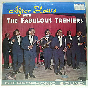 レコード画像:FABULOUS TRENIERS / After Hours