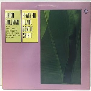 レコード画像:CHICO FREEMAN / Peaceful Heart, Gentle Spirit