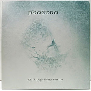 レコード画像:TANGERINE DREAM / Phaedra
