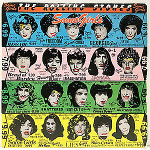 レコード画像:ROLLING STONES / Some Girls