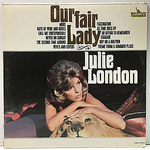 レコード画像:JULIE LONDON / Our Fair Lady