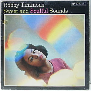 レコード画像:BOBBY TIMMONS / Sweet And Soulful Sounds