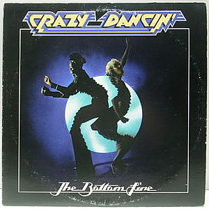 レコード画像:BOTTOM LINE / Crazy Dancin'
