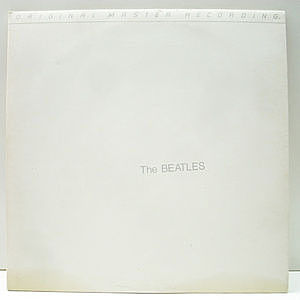 レコード画像:BEATLES / The Beatles (White Album)