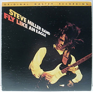 レコード画像:STEVE MILLER / Fly Like An Eagle