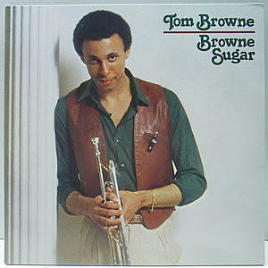 レコード画像:TOM BROWNE / Browne Sugar